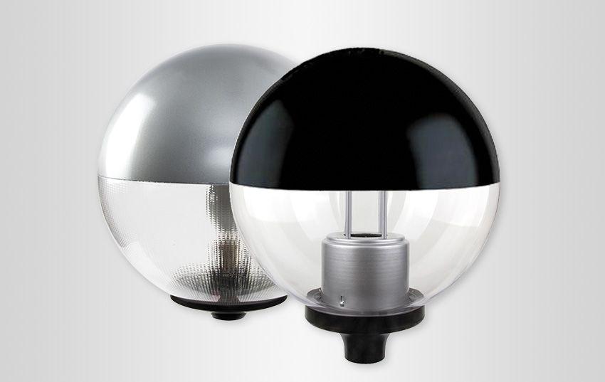Nuevas Luminarias Globo LED Ref 576