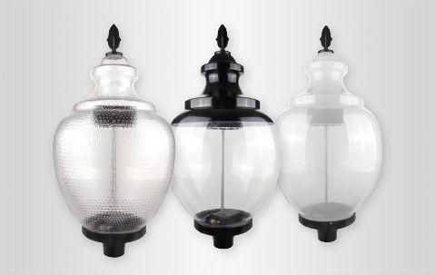 Luminaria GRAN VÍA LED