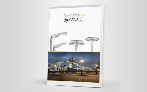 Catálogo Novedades Mayja 2020