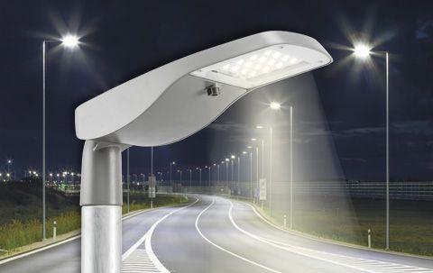 Luminarias viales LED CENTURY
