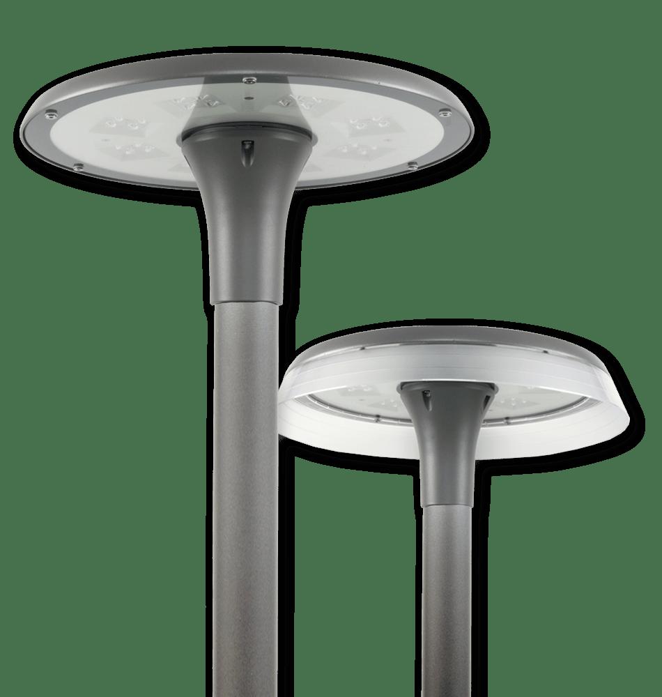 Luminaria Urbana y Residencial Arial LED - Refs. 716 y 716-PC
