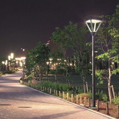 Amplia gama de luminarias urbanas de MAYJA