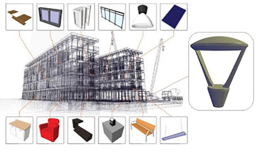 Modelado BIM para construcción e iluminación