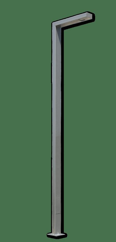Columna de diseño PRISMA LED