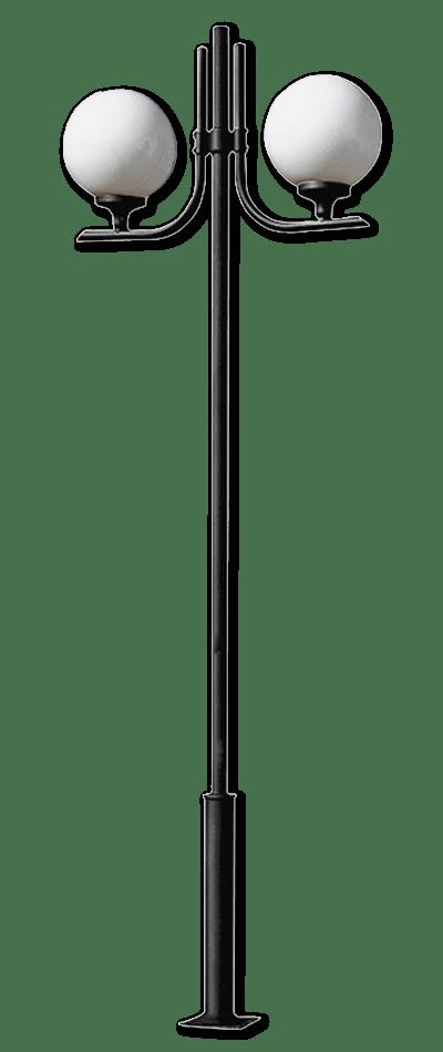 Columna Serie Telescópica con brazos en 'L' - Ref. 565