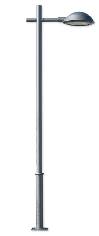 Columna Tubular con Brazo - Refs. 739-740-741-742-743