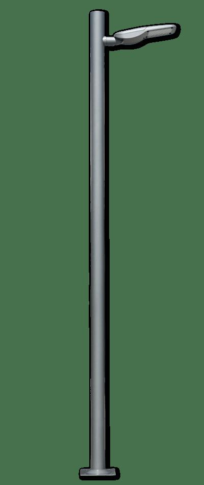 Columna Tubular Cilíndrica Ø120 - Refs. 790-791-792