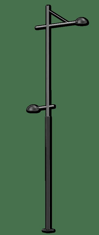 Columna de Diseño Viento - Refs. 860-861-862