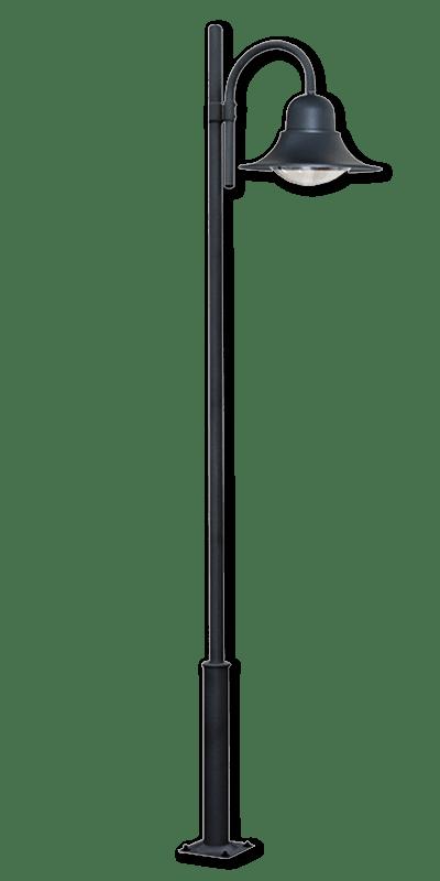 Telescópica Brazos en 'U' – Ref. 570